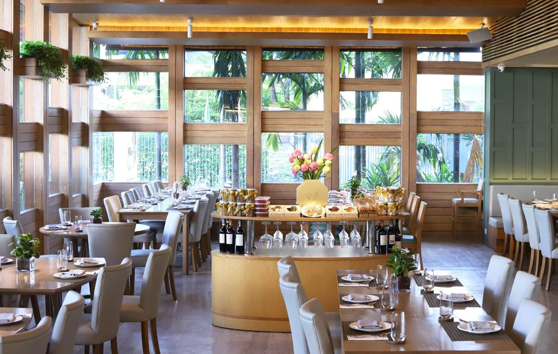 Michelin-Star Restaurant and a Hotel To Have a Quiet Vacation