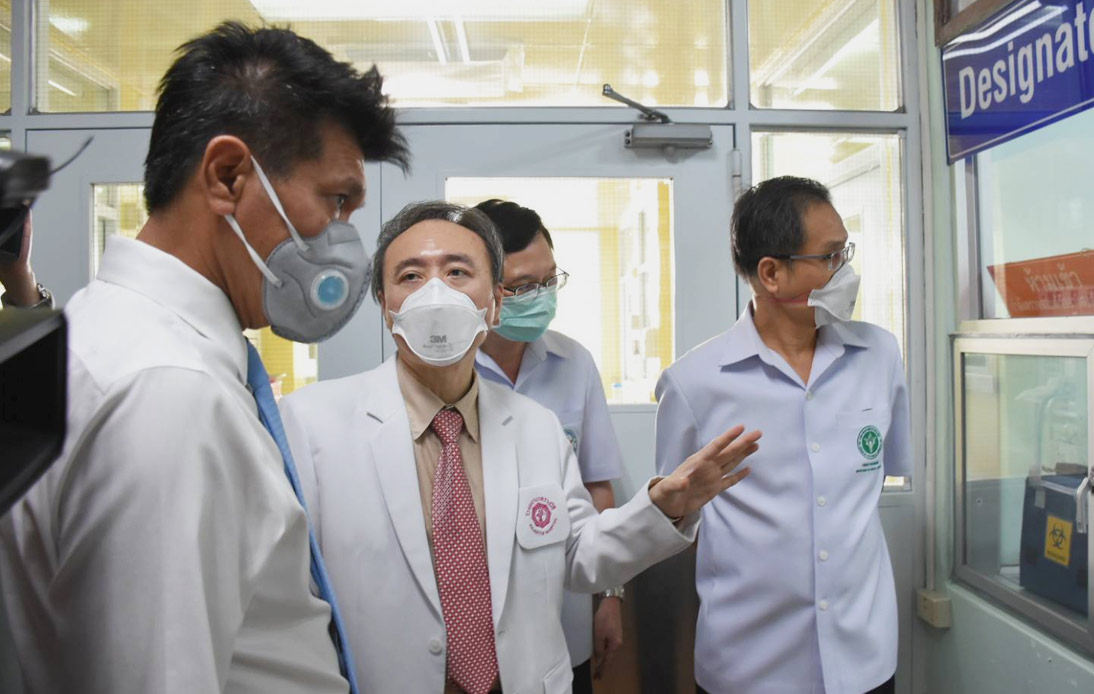 COVID-19 Vaccination Process In Thailand Set To Start Next Month