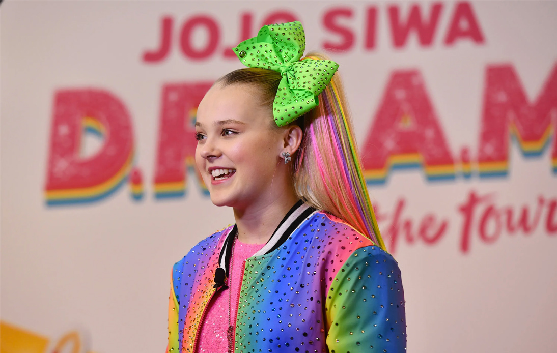 """Jojo Siwa's """"So Happy"""" After Opening Up About Her Sexuality"""