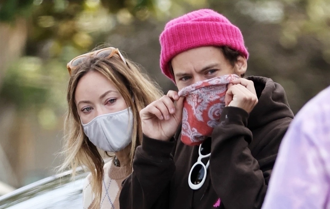 Olivia Wilde And Harry Styles: New Celebrity Couple Alert?