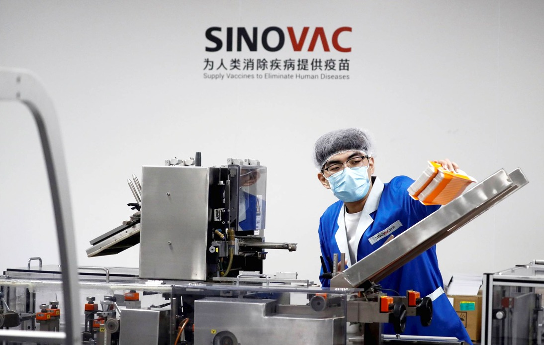 China's Sinovac Vaccine Is Coming to Thailand Next Month