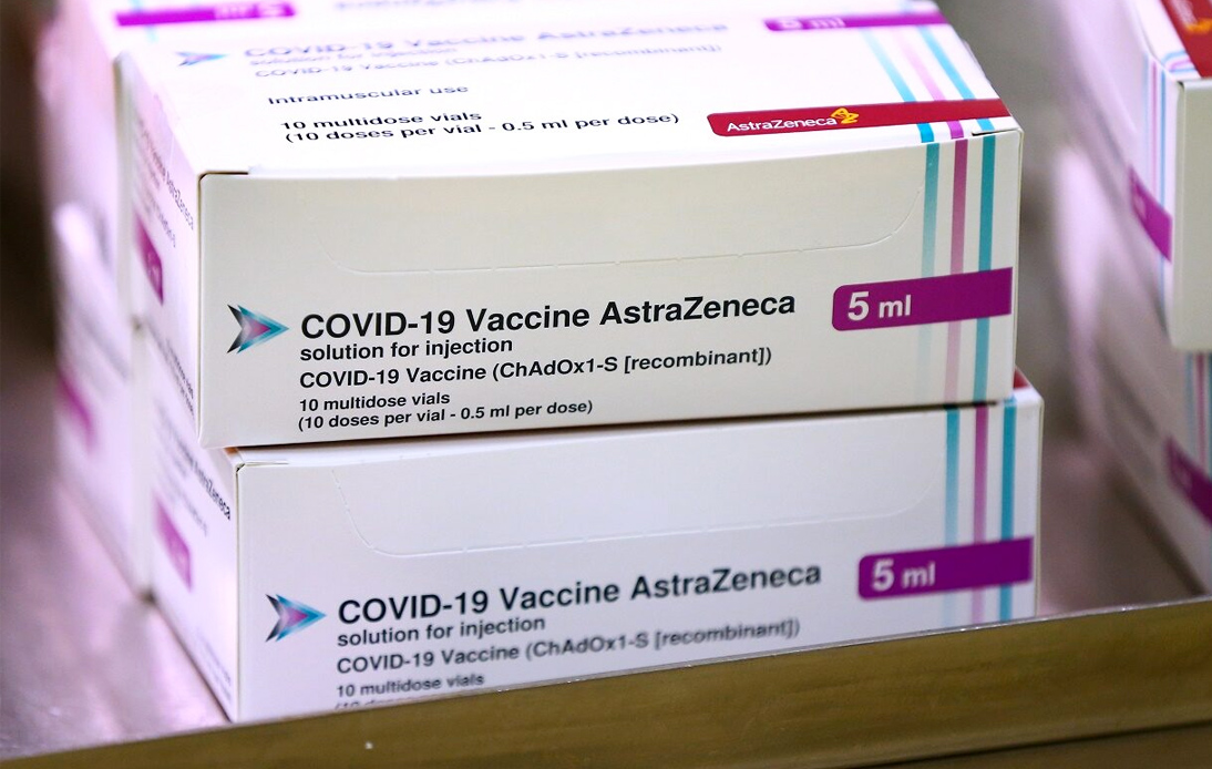 Thai FDA Approves COVID-19 Vaccine From AstraZeneca