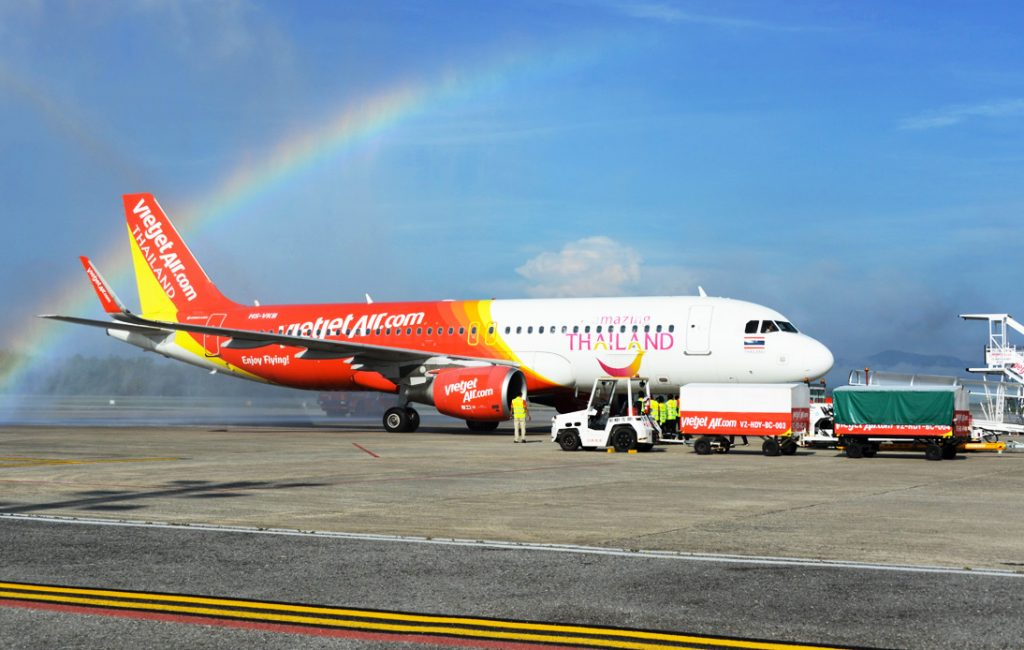 Thai Vietjet Offer Unlimited Air Travel for 6–12 Months