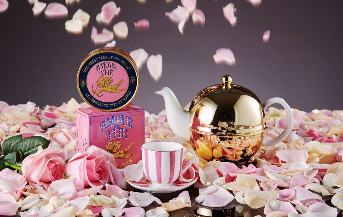 TWG Tea: East and West Culture Modern Juxtapositioned