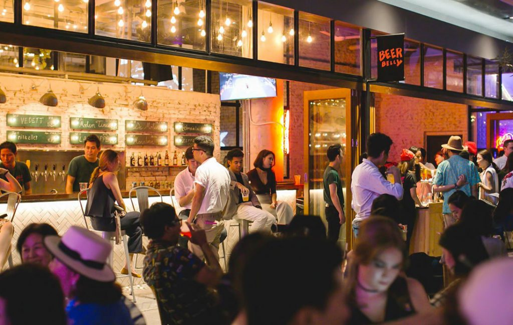 Bangkok Bars To Reopen Next Week, Restrictions Eased