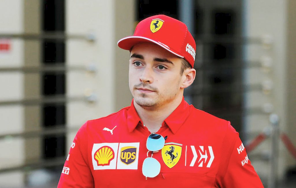 Charles Clerc Is Very Optimistic About Ferrari's New Car
