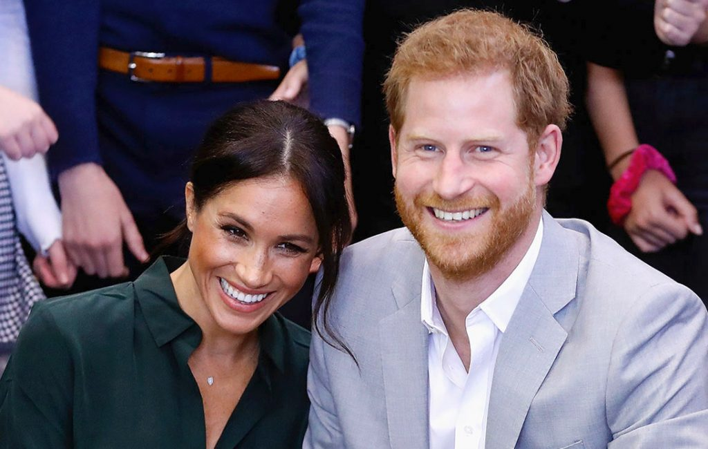Prince Harry and Meghan Markle Announce Second Baby