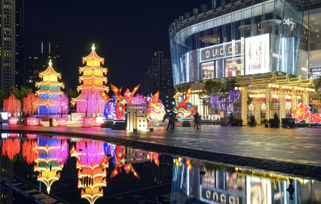 Photo Opportunities Galore This Chinese New Year at ICONSIAM