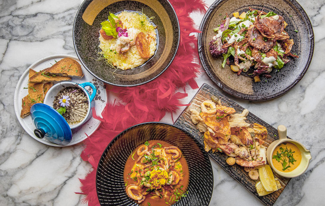 Foodie Destination With New Gourmet Seasonal Highlights