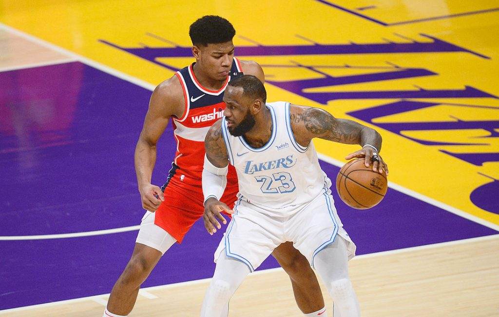 Lakers Lose to Washington and Suffer Third Straight Defeat