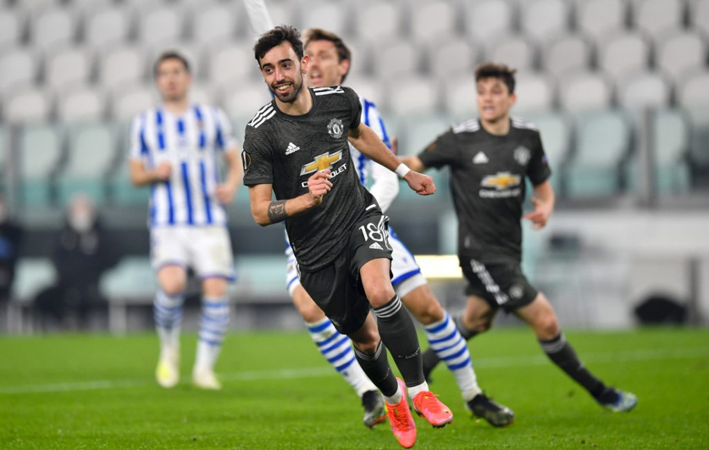 Manchester United Destroys Real Sociedad in the Europa League