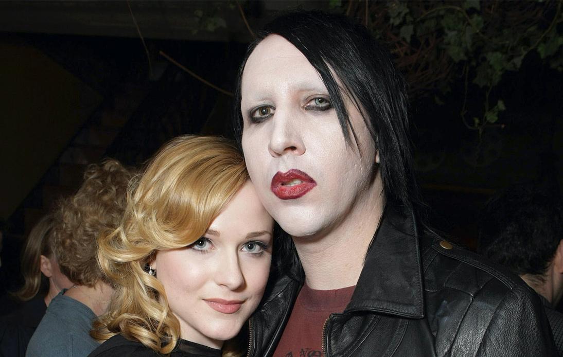 Evan Rachel Wood Accuses Marilyn Manson of Sexual Abuse