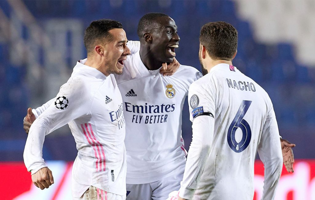 Real Madrid Claim Narrow Win Over Atalanta in Bergamo