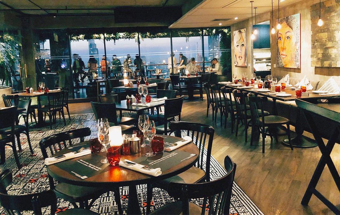 Scarlett Wine Bar & Restaurant Ready for Valentine's Day