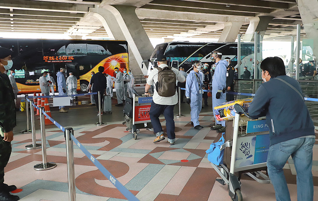 Two Week Quarantine May Be Waived for Vaccinated Tourists