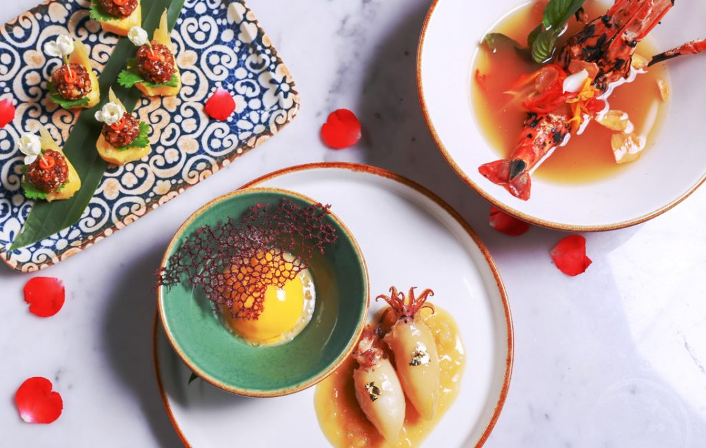 Ventisi, Bangkok's New Restaurant, Offers International Selections