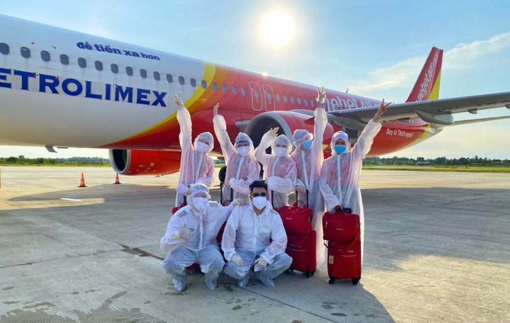 What Helped Vietjet Survive the Coronavirus Pandemic in 2020