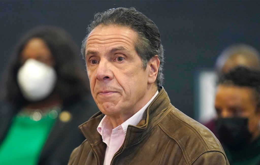 New York Governor Andrew Cuomo Faces Second Sexual Harassment Allegation