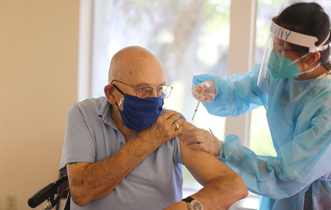 French Government Approves AstraZeneca Vaccine for Elderly