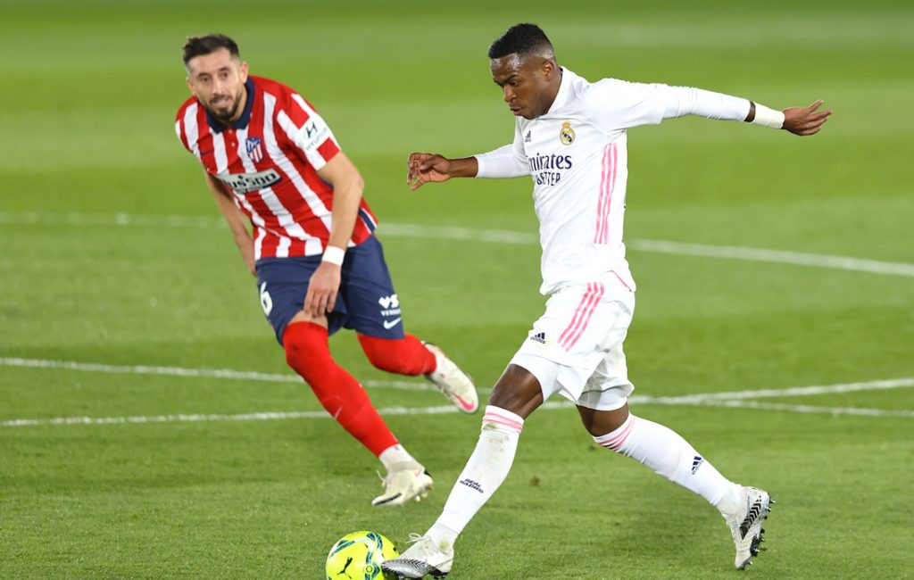 Atletico Madrid v Real Madrid: A Particularly Tense Derby