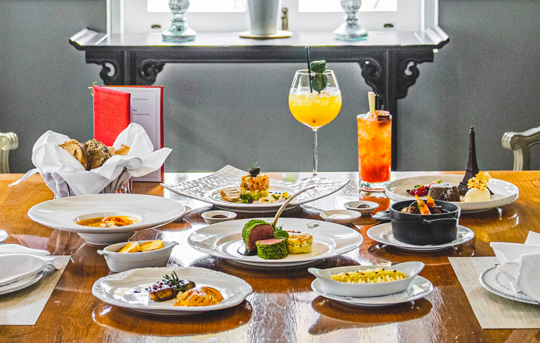 The New All-You-Can-Eat Sunday Roast at Brasserie 9