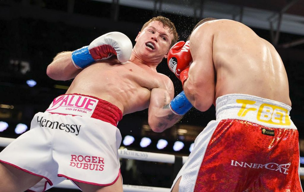 'Canelo' Alvarez To Fight Billy Saunders on 8 May