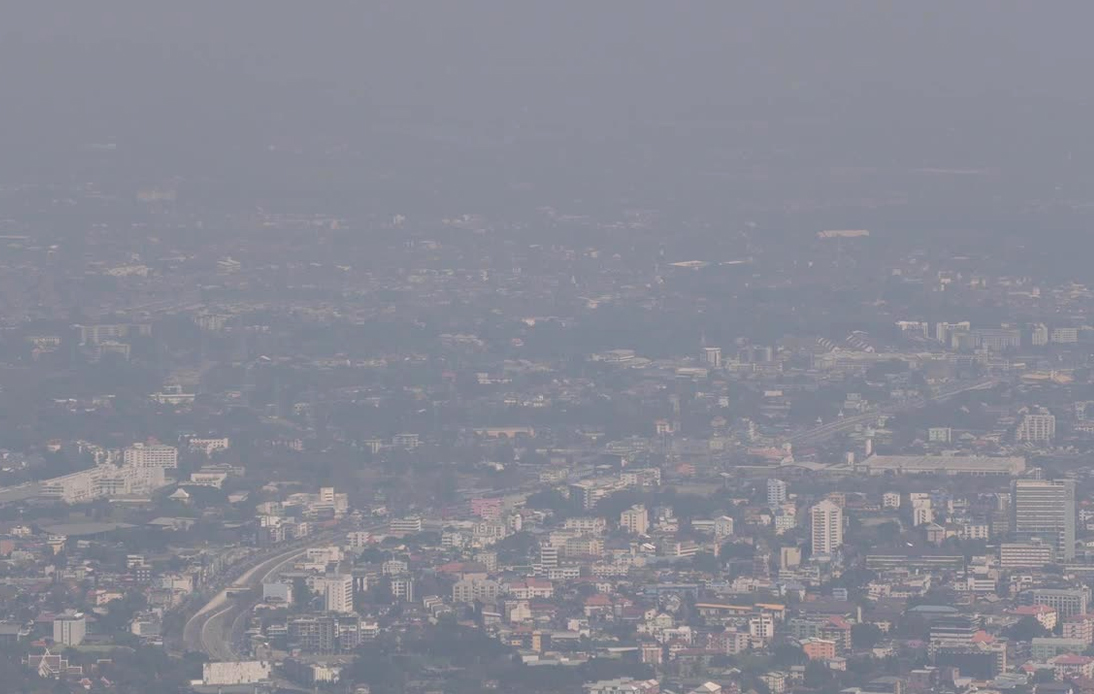 Chiang Mai Is Currently the World's Most Polluted City