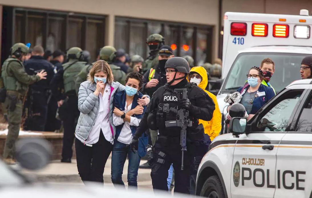 Colorado Supermarket Shooting Suspect Bought Gun 6 Days Earlier