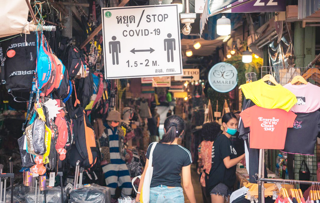 Thailand Logs 35 COVID-19 Cases and No Deaths on Wednesday