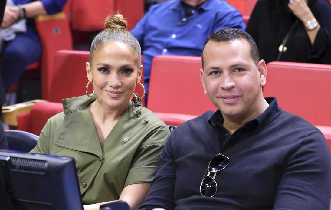 Jennifer Lopez Denies Breakup Rumors From Alex Rodriguez