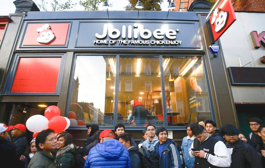Fast Food Giant Jollibee Eyes Further Global Expansion