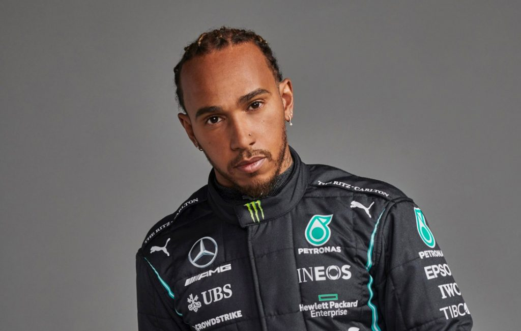Lewis Hamilton Reaffirms His Commitment to Success With Mercedes