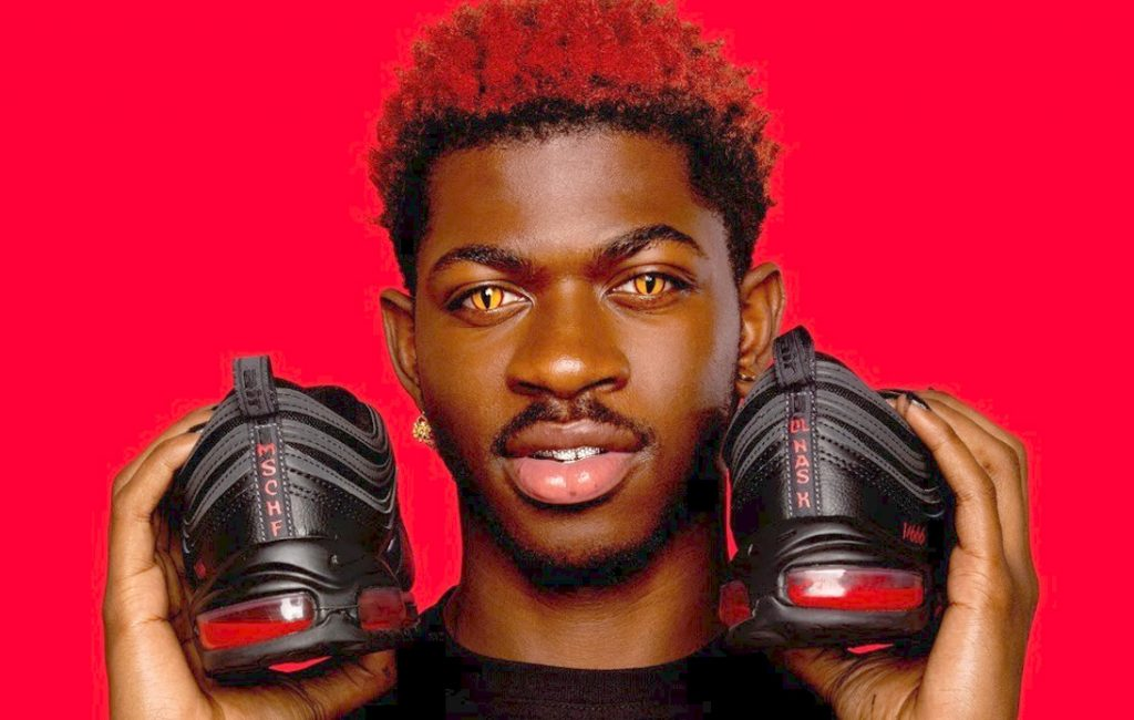 Nike Files Lawsuit Against 'Lil Nas x Satan Shoes' Maker