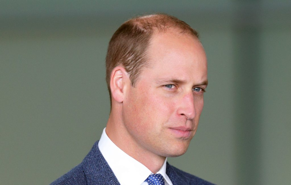 Prince William Is Named As the Sexiest Bald Man Alive