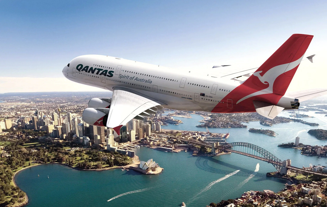 """Qantas Launches """"Mystery Flights"""" To Aid Tourism"""