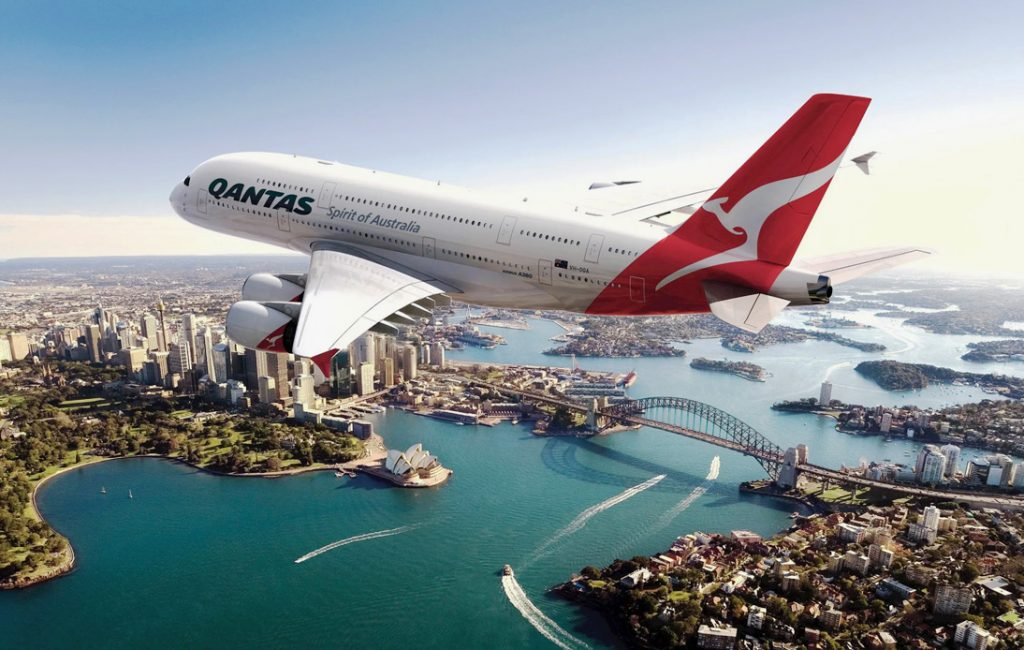 "Qantas Launches ""Mystery Flights"" To Aid Tourism"
