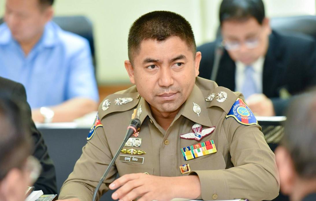 'Big Joke' Now Has Advisory Position at Police Head Office