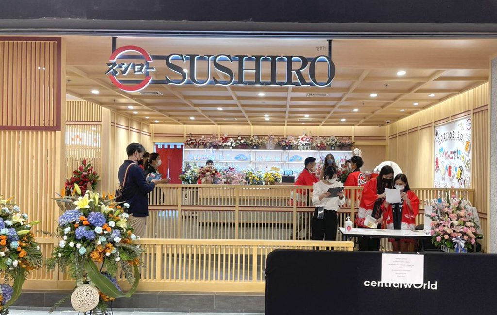 Bangkok To Welcome Japan's 'Sushiro' Carousel Dining Concept