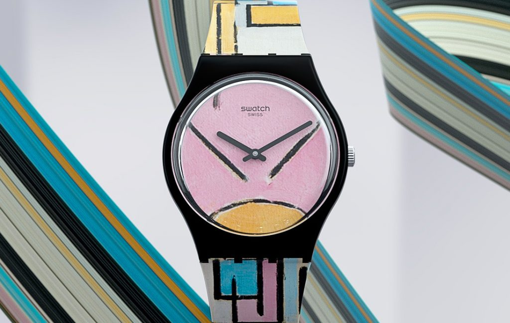 Swatch and MoMA Team Up To Revolutionize Wearable Art