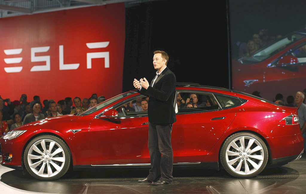 Elon Musk Says Tesla Cars Can Be Bought in Bitcoin