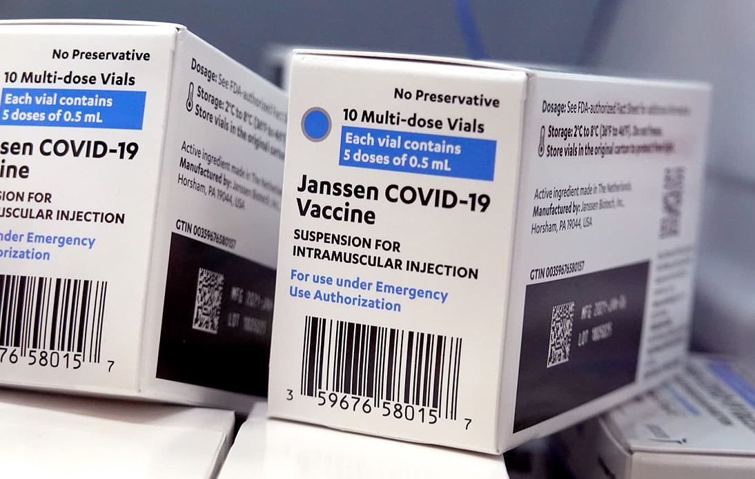 Thailand's FDA Approves Johnson & Johnson One-Dose Vaccine