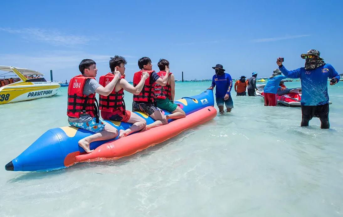 TAT Focuses on Domestic Tourism, Targets Bt1.2 Trillion Revenue