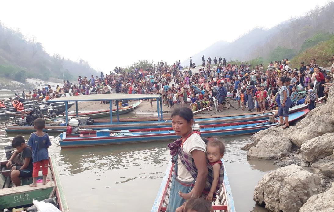 Thailand Won't Send Back People Fleeing Myanmar, PM Confirms