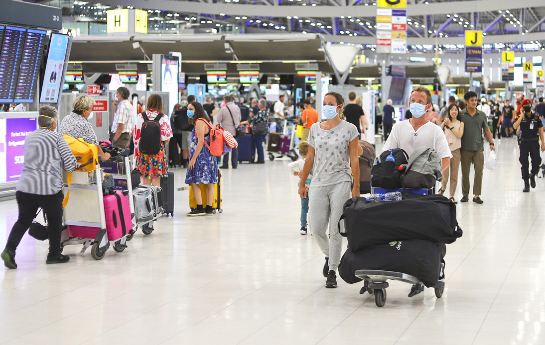 Thailand' Authorities Expect To Fully Reopen the Country in October