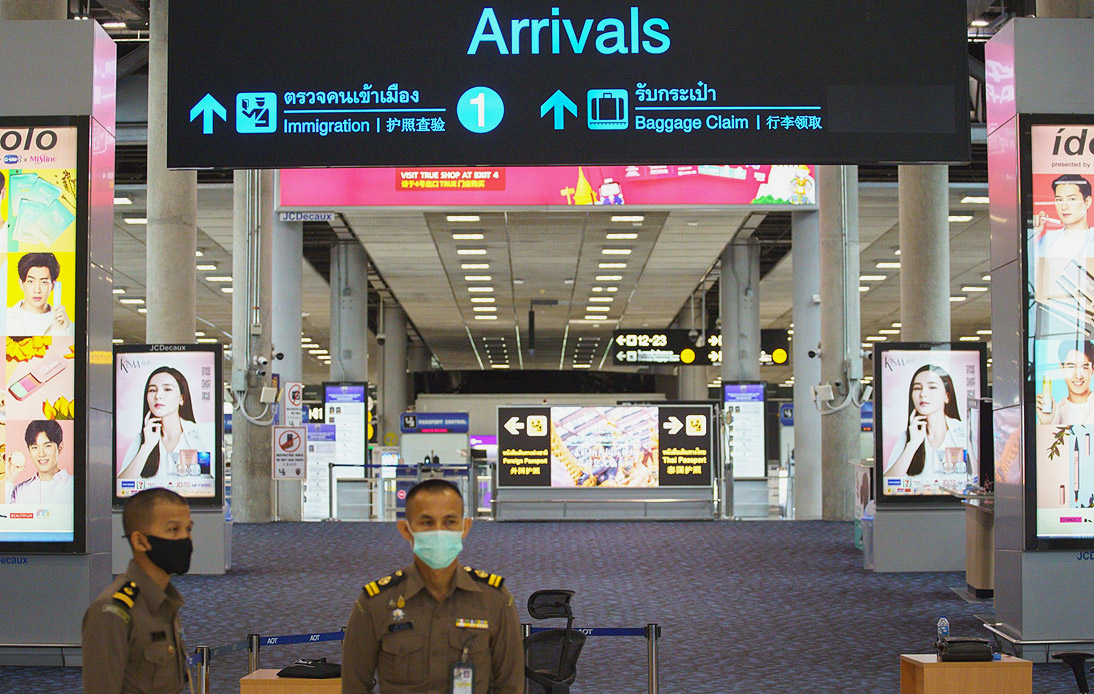 Vaccinated Travelers Can Now Quarantine for Just 7 Days