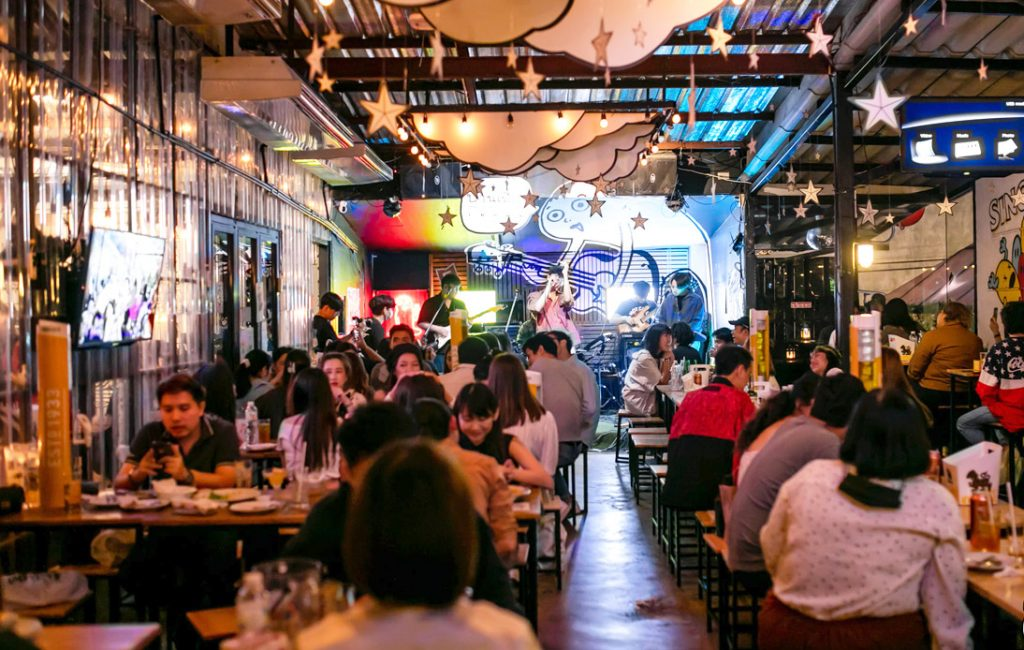 New Coronavirus Clusters in Bangkok Nightspots Raise Concerns