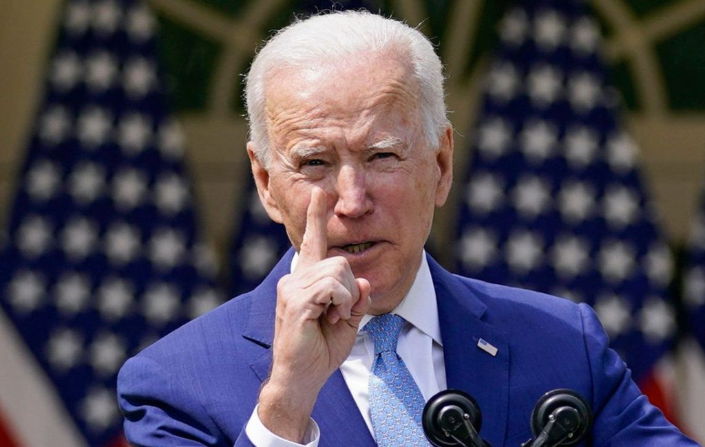 Biden Announces First Steps To Tackling US Gun Violence