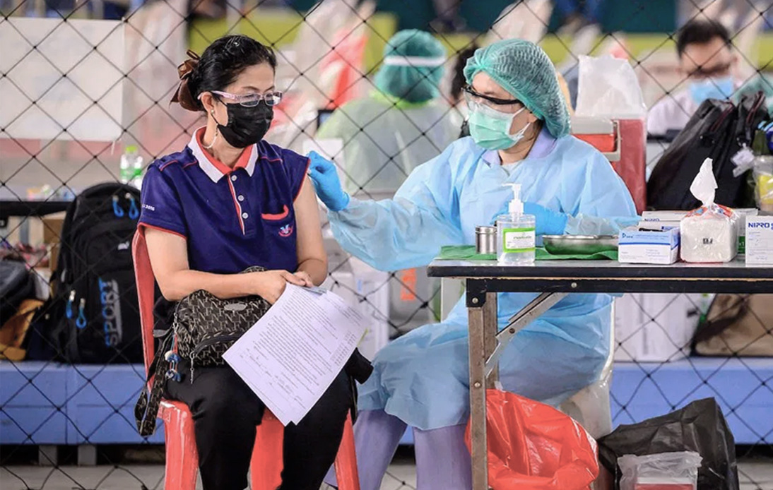 Thailand Logs 789 New Cases and One Death on Saturday