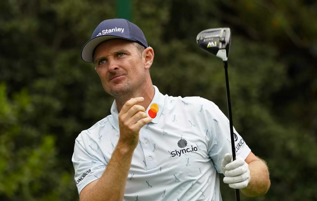 Justin Rose Maintains His Lead at the Augusta Masters