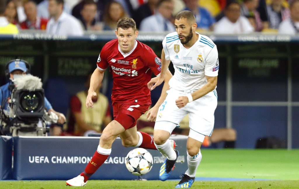 Liverpool and Real Madrid To Clash in Champions League